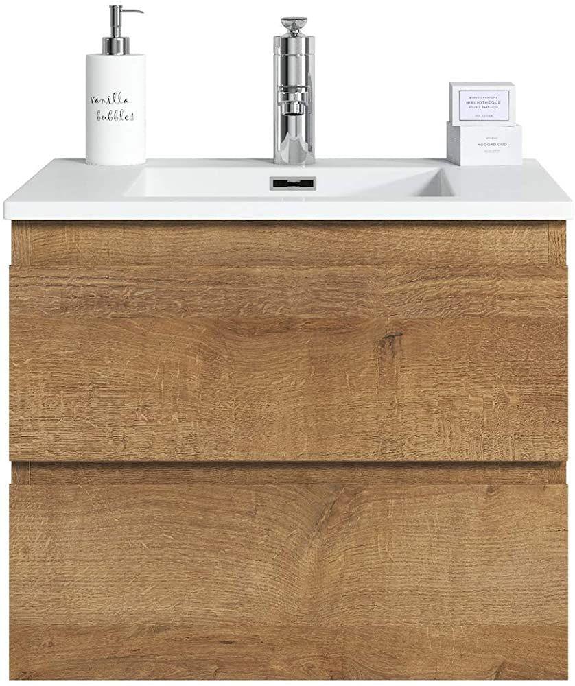 Badezimmer Badmobel Angela 60 Cm F Oak Unterschrank Schrank Waschbecken Waschtisch Geschenksachen Geschenkideen Mobel In 2020 Waschbecken Unterschrank Waschtisch
