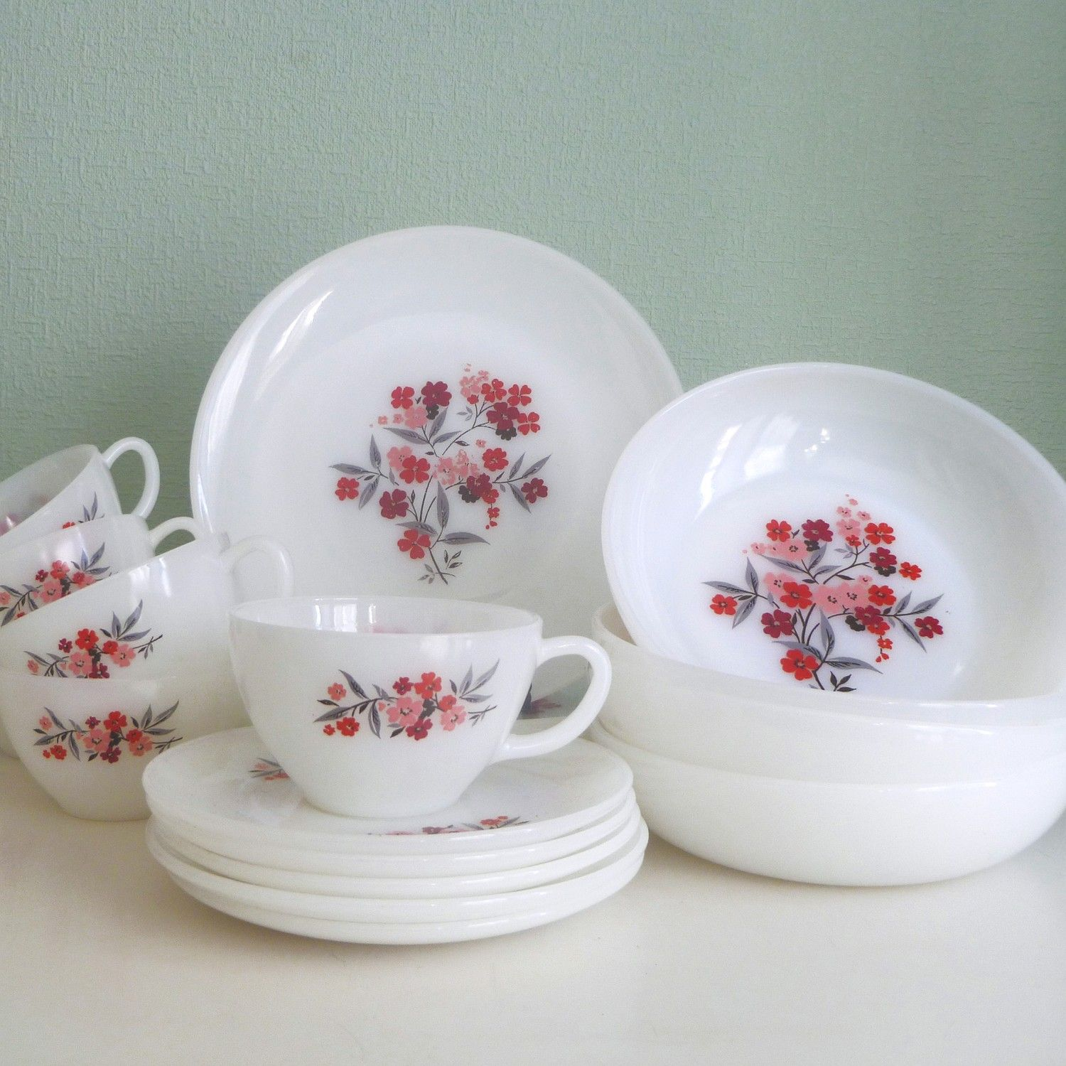 Fireking Primrose bakeware and dishes -- I love using mine for ...