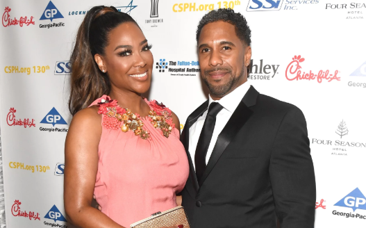 Kenya Moore's Baby Looks Just Like Dad in New Pic (With