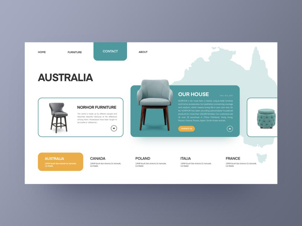 Best Web Design Inspiration Marketing Websites 7 Furniture Website Best Web Design Web Design Inspiration