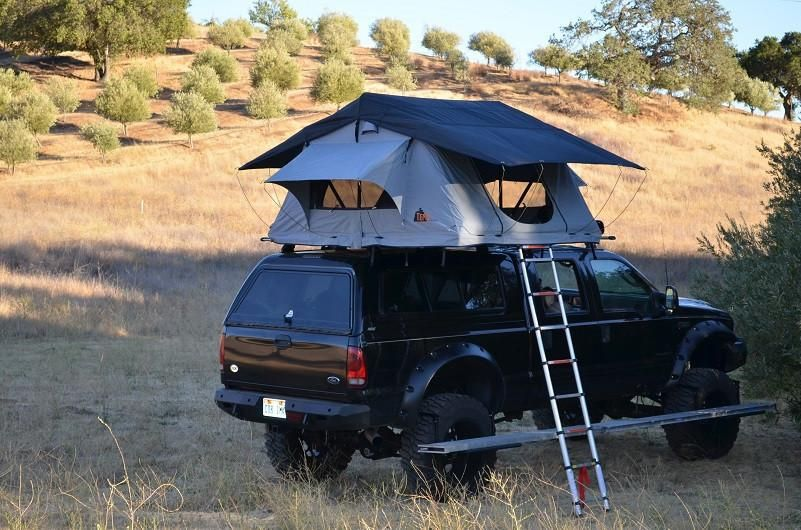 Tepui Ruggedized Series Kukenam 4 Roof Top Tent