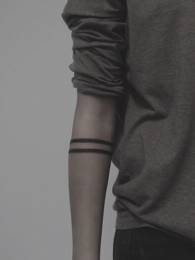 Image Result For Cuff Tattoos For Women: Image Result For Bracelet Tattoos