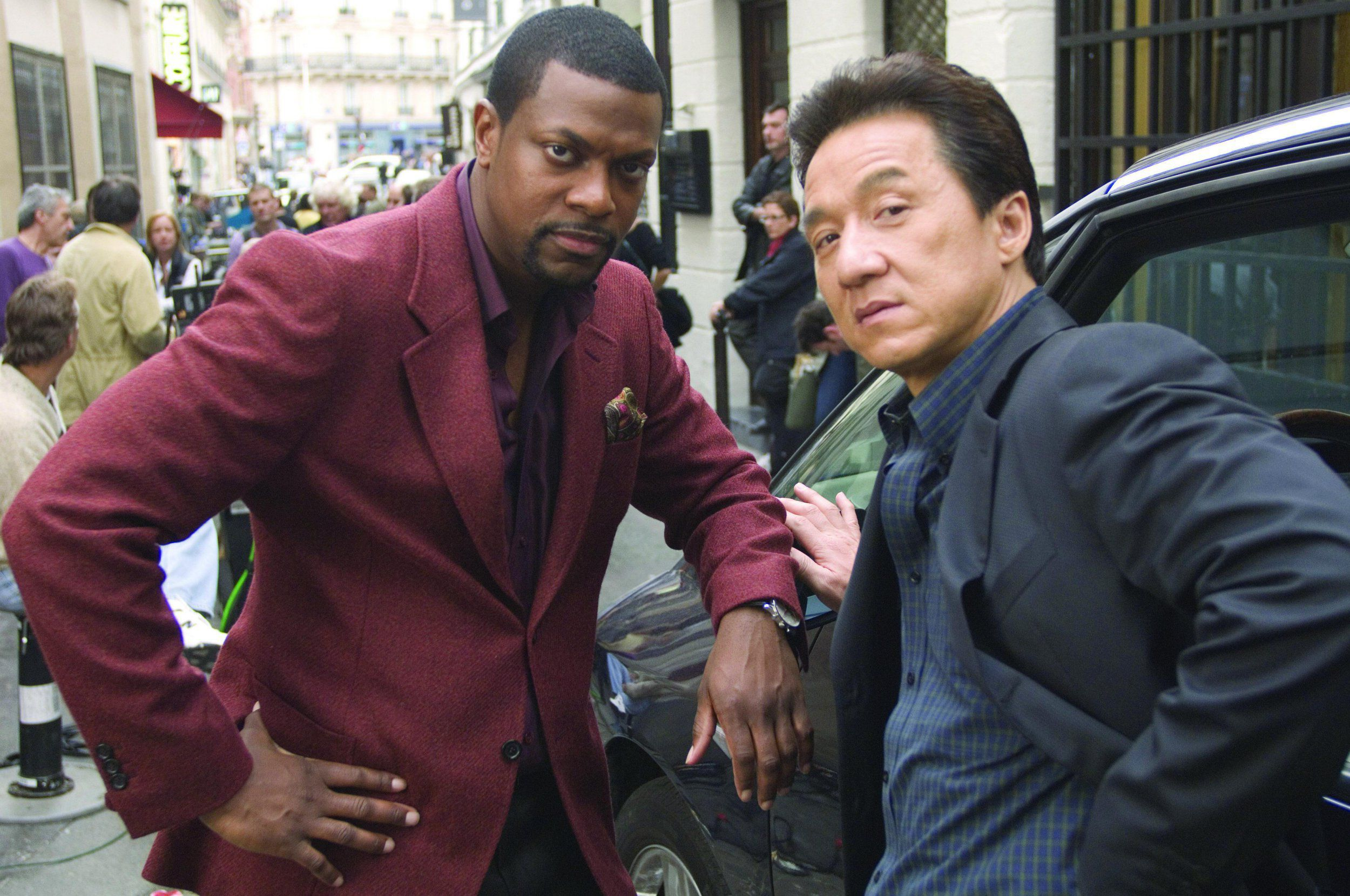 Jackie Chan Confirms Rush Hour 4 Will Happen As Long As Chris