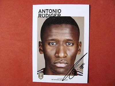 @Store_Club_Fan : Autogramm - Antonio Rüdiger - DFB - original autograph https://t.co/KNeMRw442j https://t.co/jYNv12UuvU