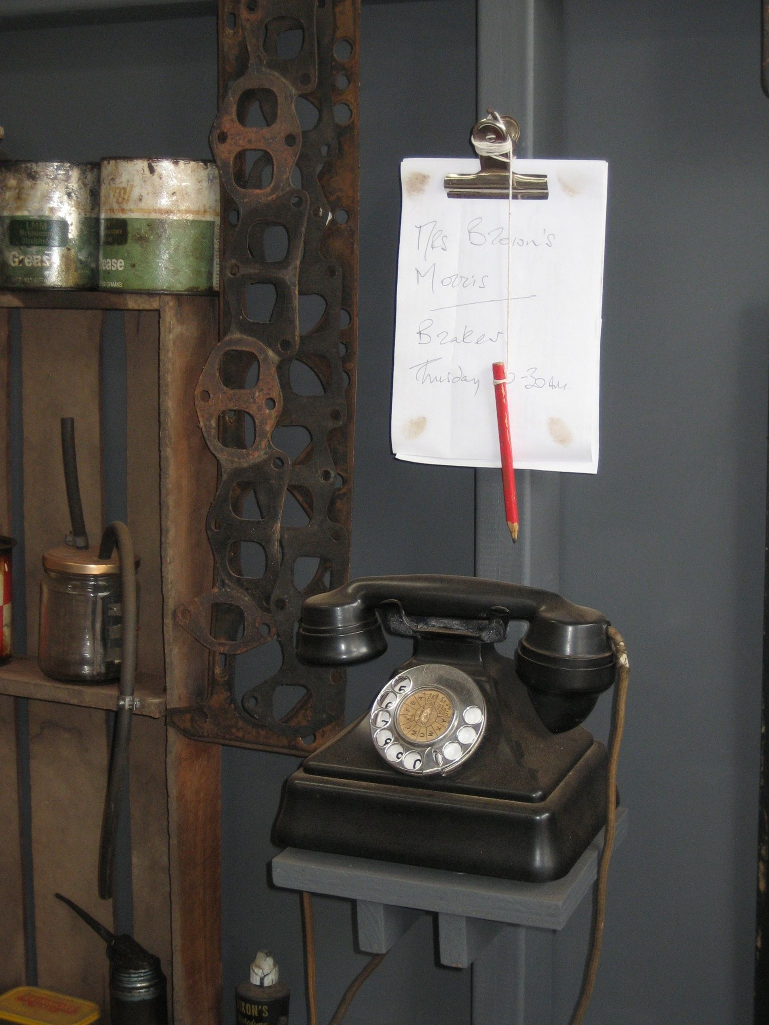 My niece and I went mini-adventuring at the Kalamunda History Village today in the Perth Hills. http://www.kalamunda.wa.gov.au/Leisure-Tourism/Arts-Culture/ZZCC I got rather excited by all the beautiful old telephones. There will be more of these coming.