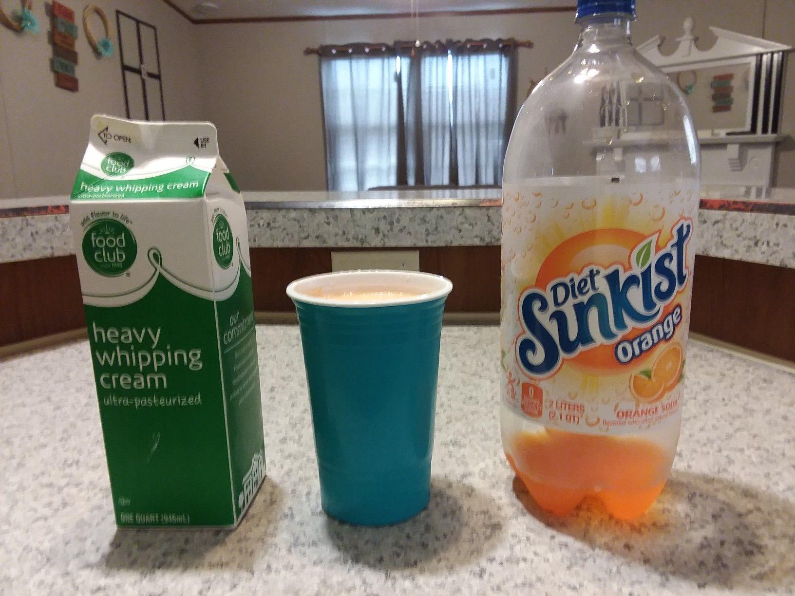 diet sunkist keto drink