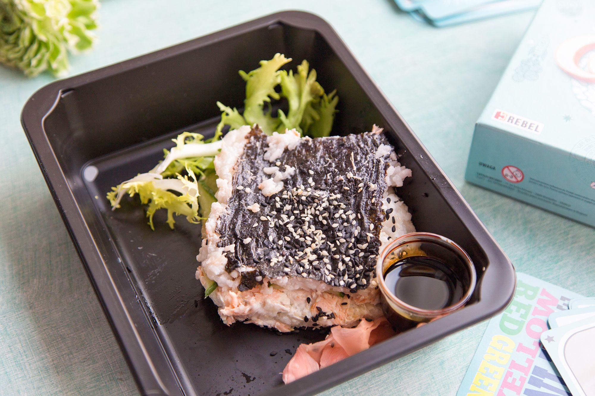 Maczfit Fresh Sushi Sushitime Cake Sushi Time Food Breakfast