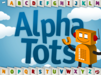 """Hey I just noticed that Alphatots is free! This is one of the best, if not **the** best, ABC apps available. Don't know how long it's free since it just says """"limited time"""" so grab it now! -Ron"""
