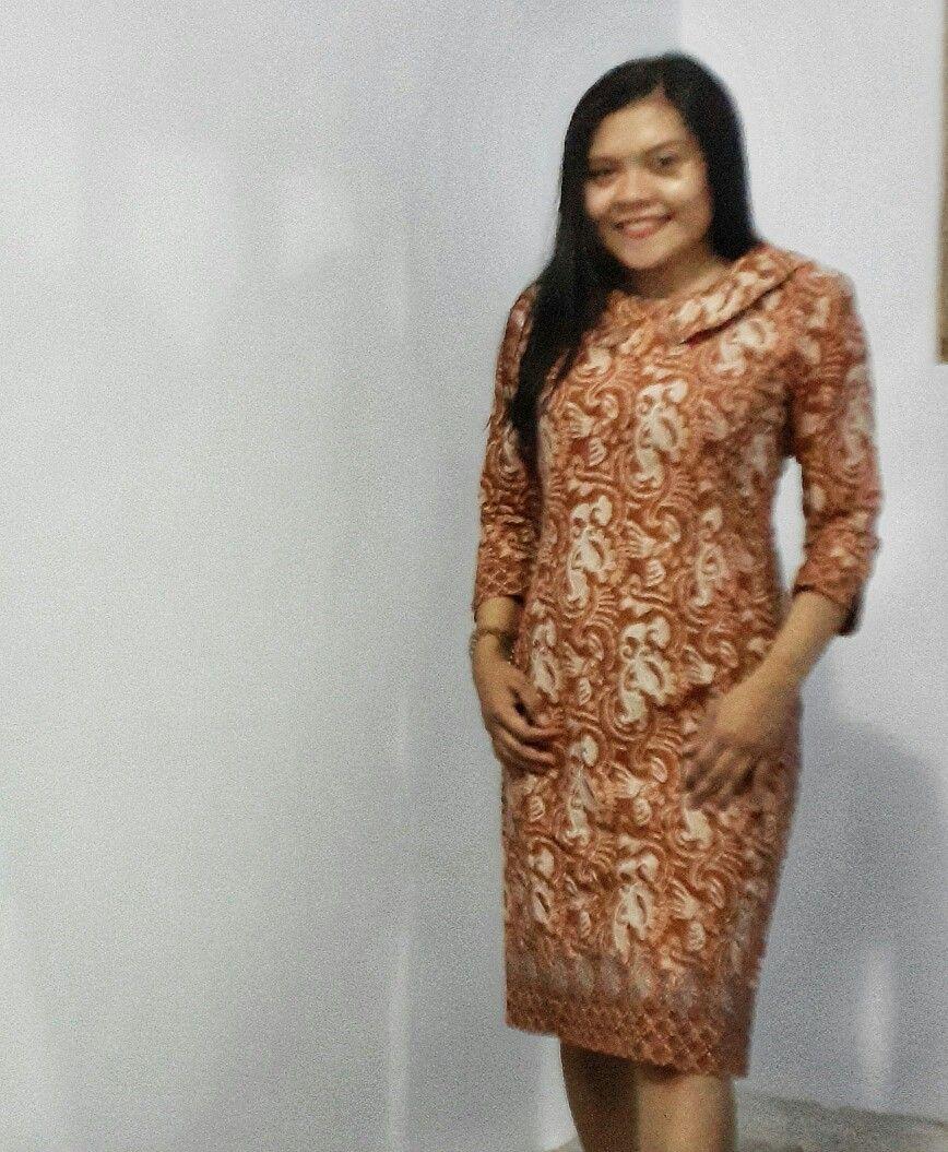 Dress Batik | Desain
