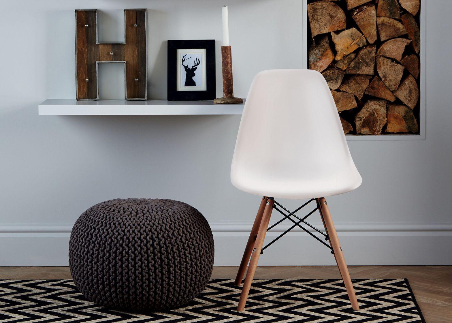 Sensational Budget Supermarket Chain Aldi Is Selling Replica Eames Dsw Inzonedesignstudio Interior Chair Design Inzonedesignstudiocom