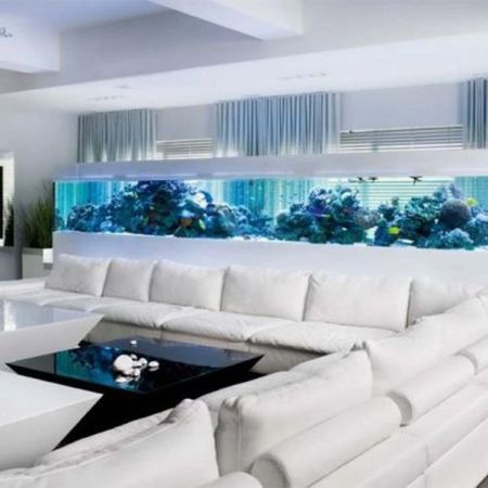 Amazing Aquarium Design Ideas For Indoor Decor 56 Amazing - eine dynamisches modernes kuche design darren morgan