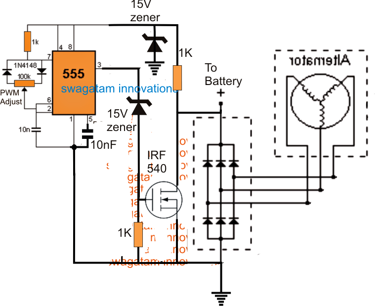 mosfet+regulator+circuit+3+phase.png (775×619) | Motorbike rectifier ...