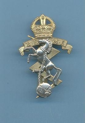 Royal electrical    mechanical  engineers.kc.reme.bi-metal  british ... 506e3b688629