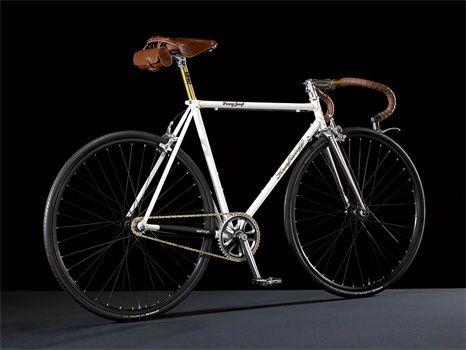 Nice Vintage Look Kraftstoff Franz Josef Vintage Rennrad