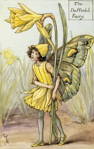 Flower Fairies Vily Flower Fairies Fairy A Cicely Mary Barker