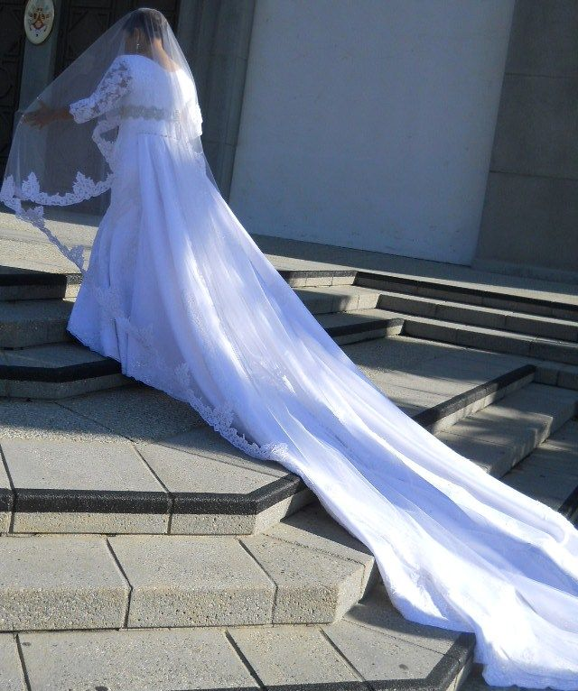 Princess Kate Middleton Inspired Wedding Gown, Redesigned