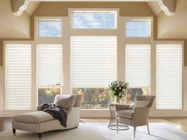 Hunter Douglas Solera Soft Shades Http Coastalshuttersandwindowtreatments Com Pro With Images Living Room Windows Contemporary Living Room Contemporary Living