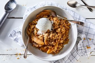 Our Best Apple Crisp Recipe on Food52