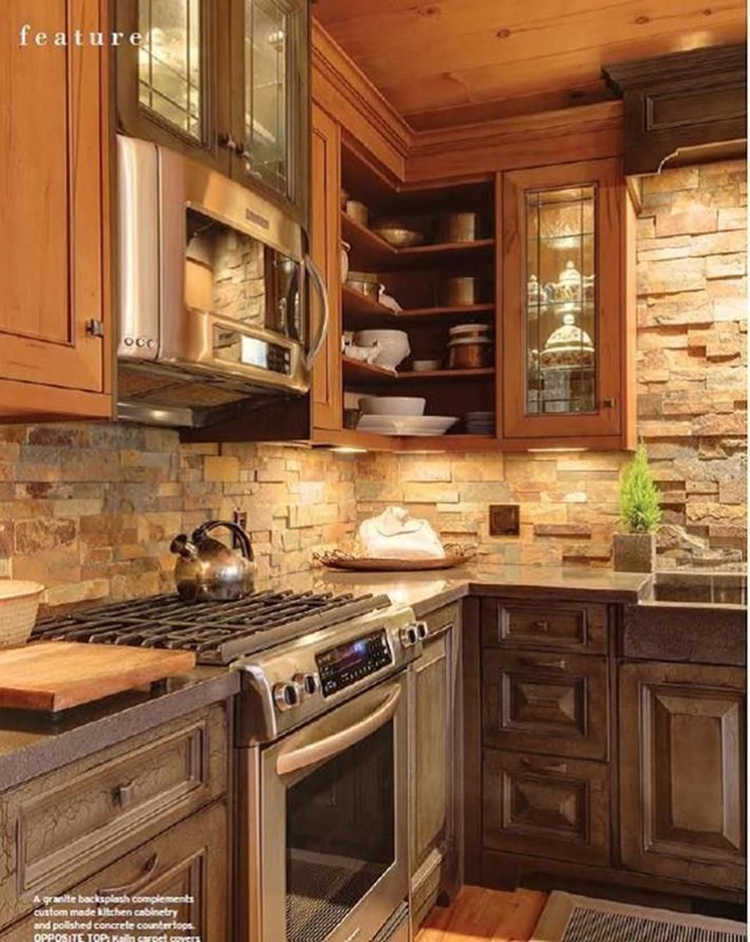 35 Perfect Small Cottage Kitchens Decorating Ideas | Small ... on Rustic:mophcifcrpe= Cottage Kitchen Ideas  id=88969