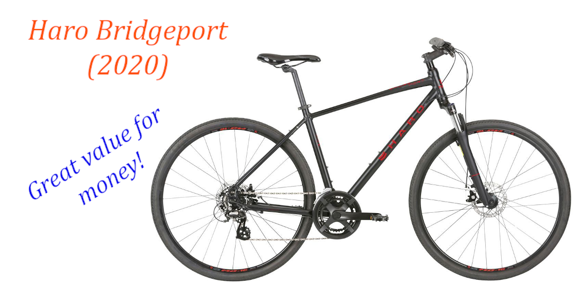 Haro Bridgeport This Bike Is Great Value For Money It Has A