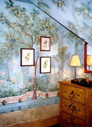 Carol Nagel Decorative Painting Wall Art