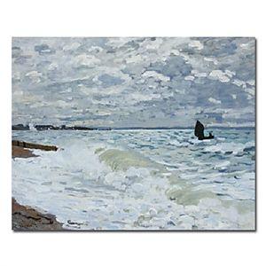 Ocean Seascapes by Claude Monet