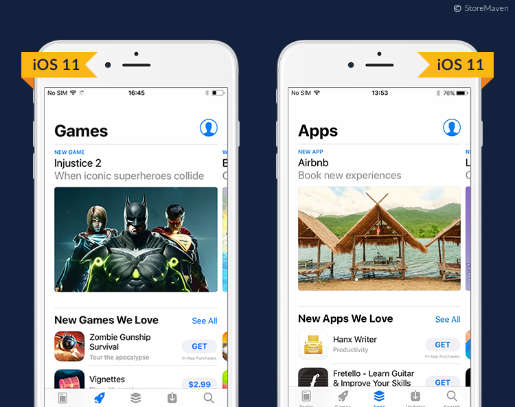 Ios 11 The Ultimate App Store Guide Ios Smartphone Jeux