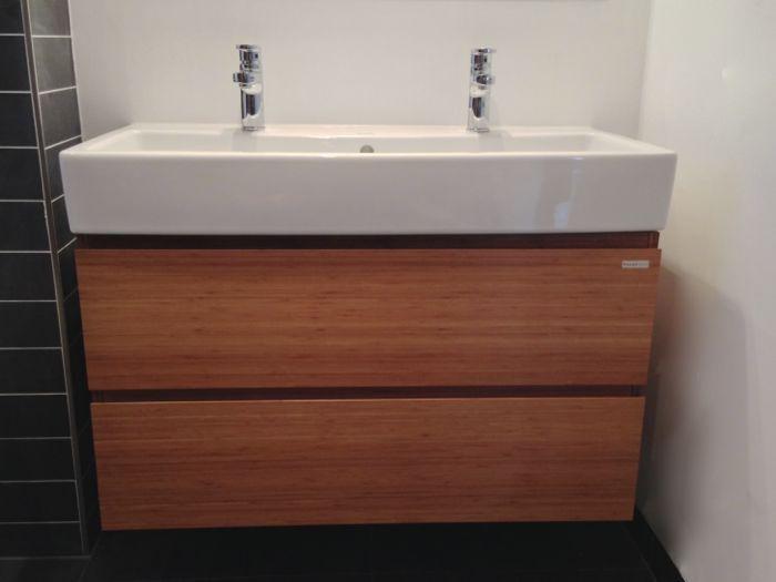 Bamboe badkamer meubels | Huis | Pinterest