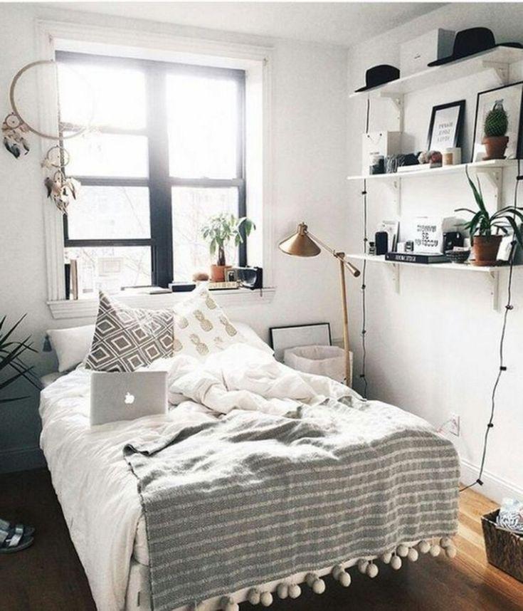 Photo of 27+ Comodi bellissimi disegni per camere da letto per piccole stanze Idee #bedroomdesign #bedroo …