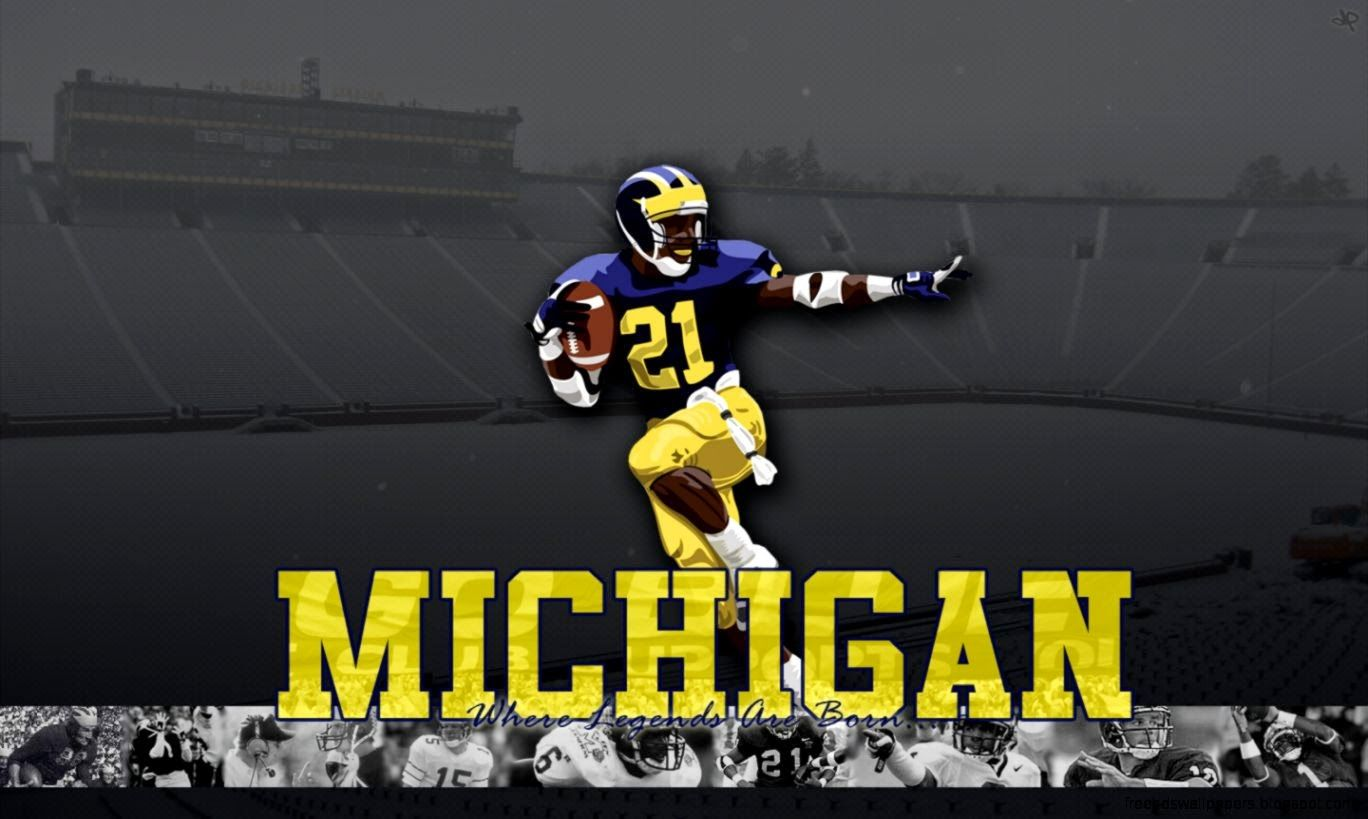 Free Michigan Wolverines Football Wallpaper Ed In 2019
