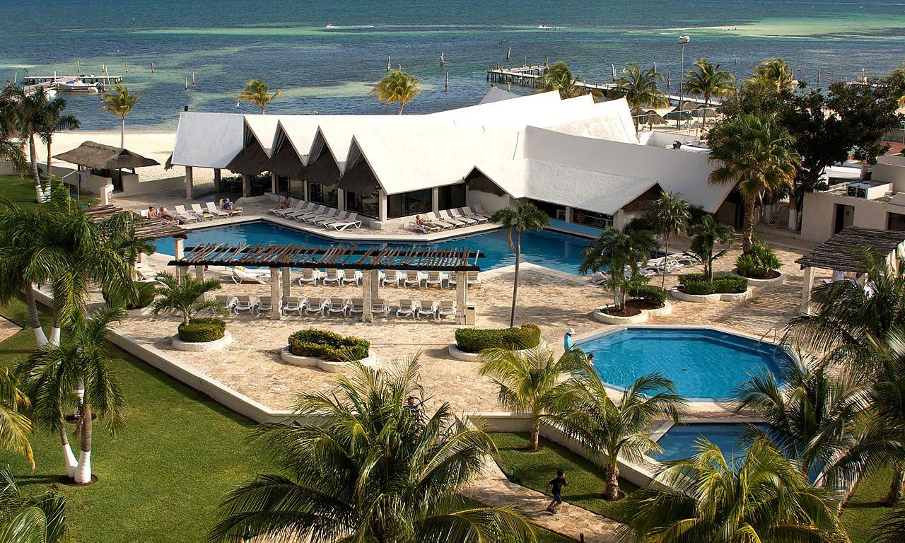 3. Ocean Spa Cancún, con su plan todo incluido podrás pasar unas ...