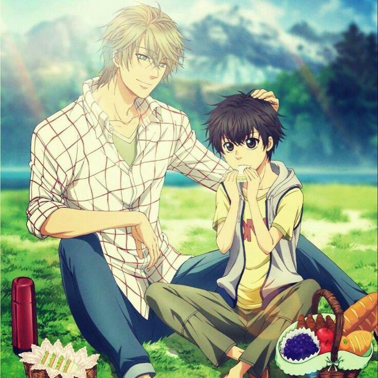 Rekomendasi / Daftar anime yaoii dan shonen ai ^ω