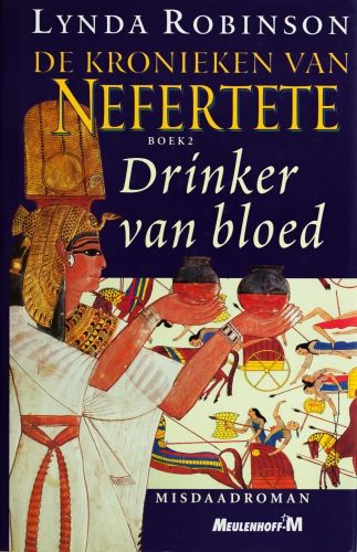 Drinker van bloed - Lynda S. Robinson