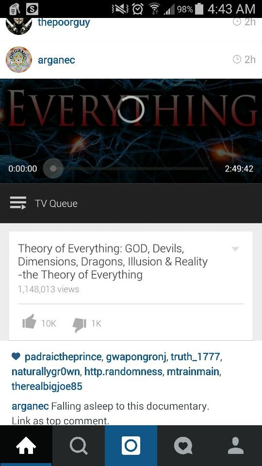 asleep fall illusions theory everything documentaries