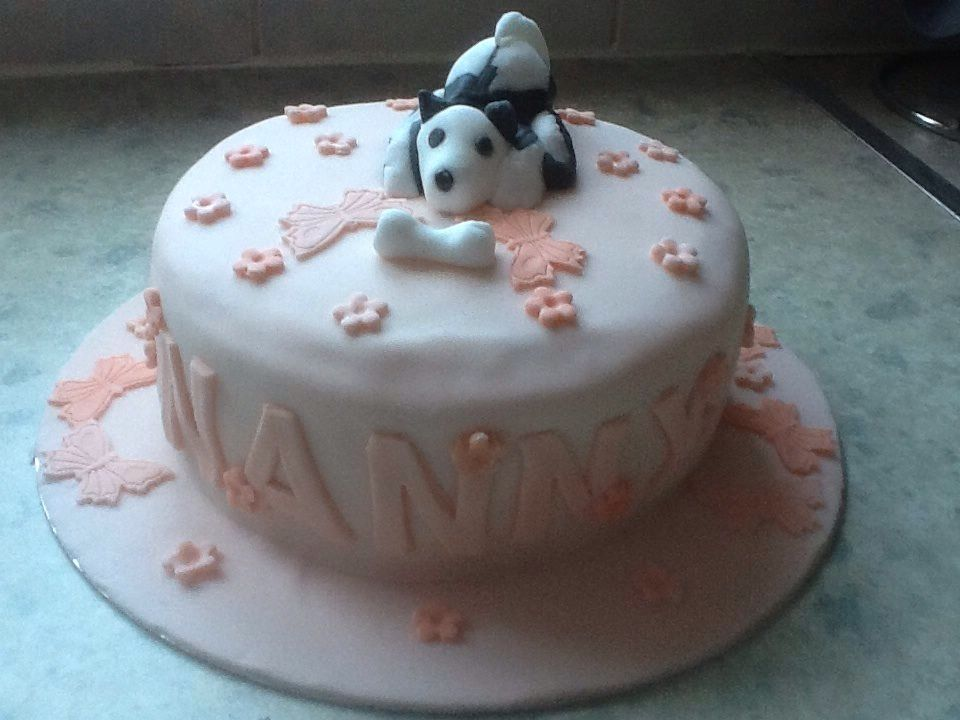 Nanny birthday cake My cakes Pinterest Cake and Birthday cakes