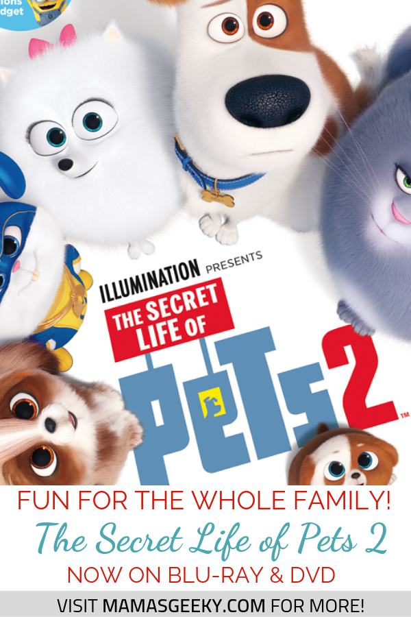 The Secret Life Of Pets 2 Is Fun For The Whole Family Thesecretlifeofpets2 Secretlifeofpets Kidsmovies Pets Pet Craf Secret Life Of Pets Secret Life Pets