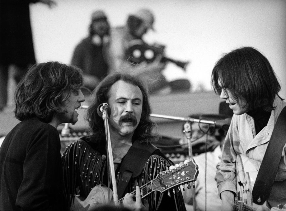 Image result for altamont crosby stills nash