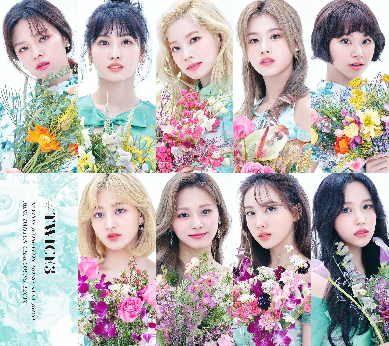 Twice Japanese 3rd Best Album Twice3 Teaser Photos Hd Hq In 2020 Twice Album Twice Best Albums