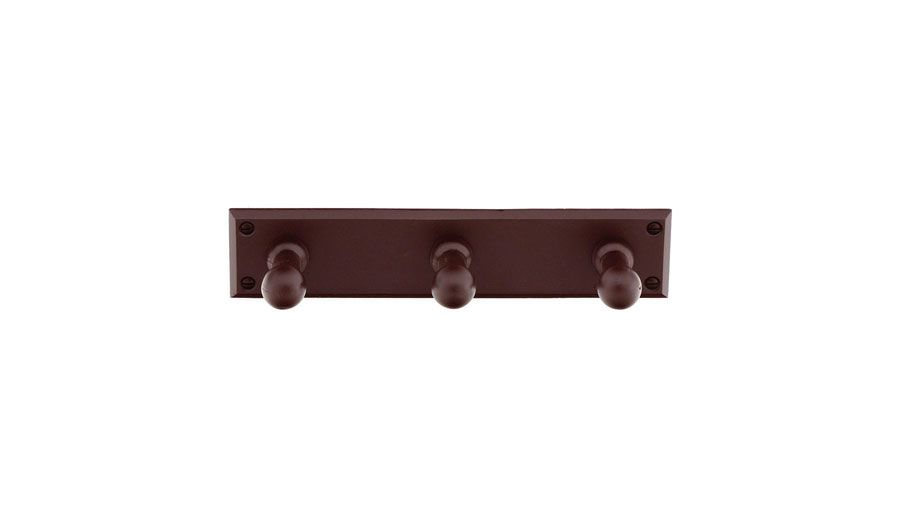 emtek bathroom hardware. Sandcast Bronze 3 Hooks With Rectangular Plate | Rustic Bath Hardware Emtek Products, Bathroom .