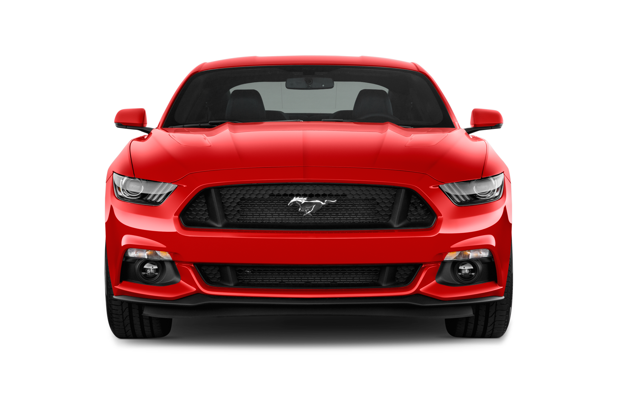 2017 Ford Mustang Gt Premium Coupe Front View Png 2048 1360 Ford Mustang 2015 Ford Mustang Mustang