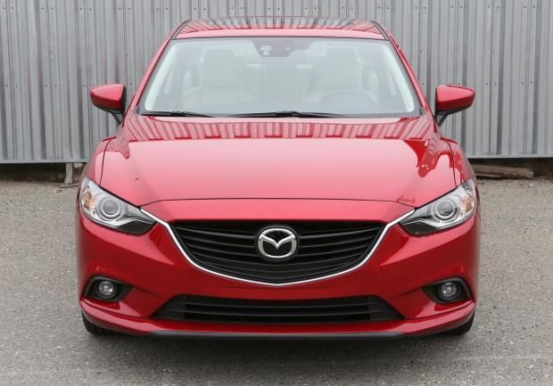 Good Things Come To Those Who Wait For The 2014 Mazda6 Mazda 6 Mazda Touring