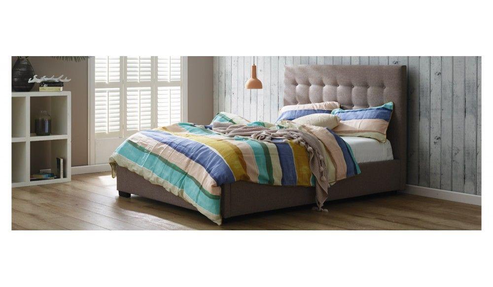 Zara Queen Size Bed Focus On Furniture   $499