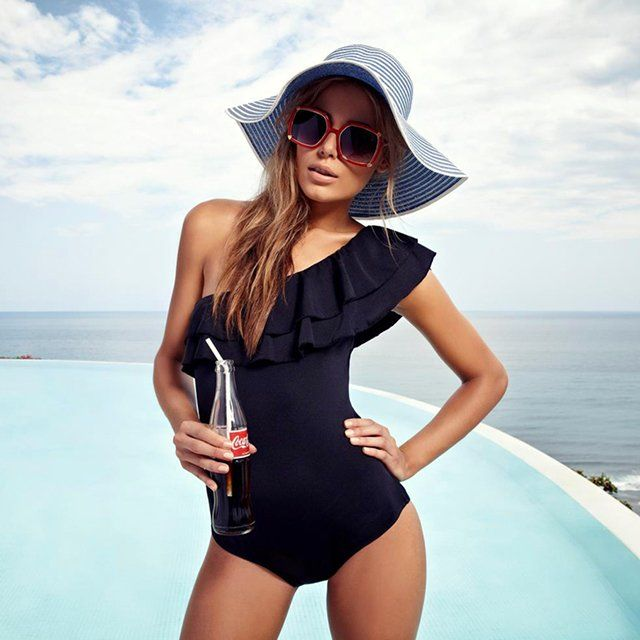 1cbeb3b39e Black is always a winner Crazy Life, Summer Days, Summer Time, Tankini,