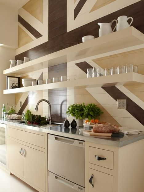 The Modern Pantry by Allison Bloom of Dehn Bloom Design in the SF Decorator Showcase