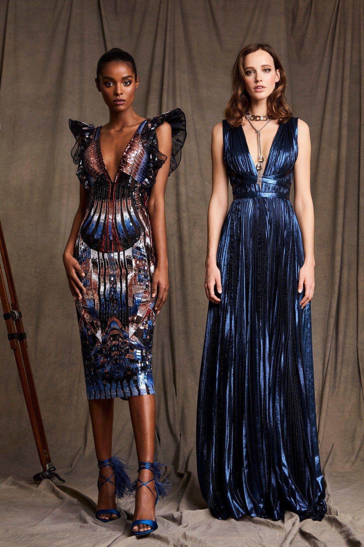 Zuhair Murad Pré-Collections Automne-Hiver 2020 - Défilé   Vogue Paris