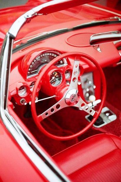 Vintage Corvette....All Class!!!!!!!!