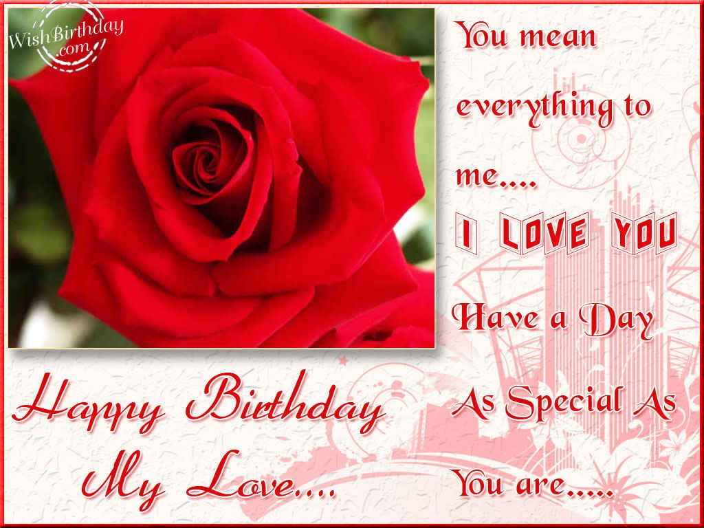 Birthday Wishes Happy Birthday To A Special Person With Images