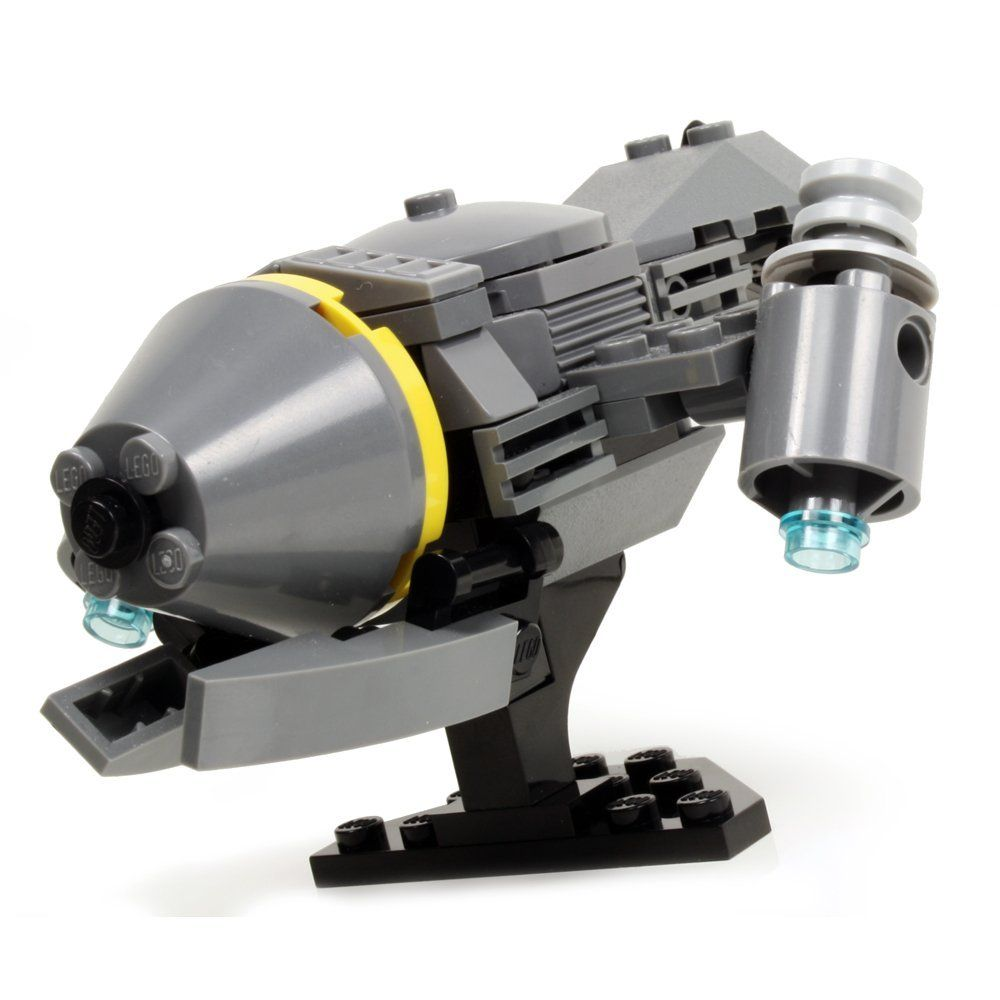 Serenity From Firefly Custom Lego Element Kit 2011 81 Pieces