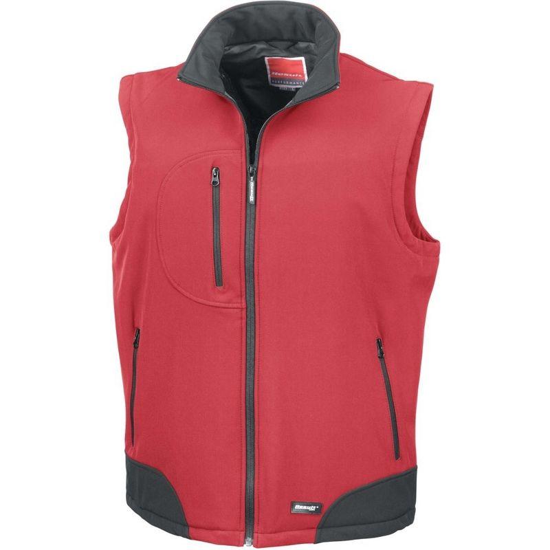 Ladies Womens Softshell Hooded Bodywarmer Sleeveless Jacket Gilet Body Warmer