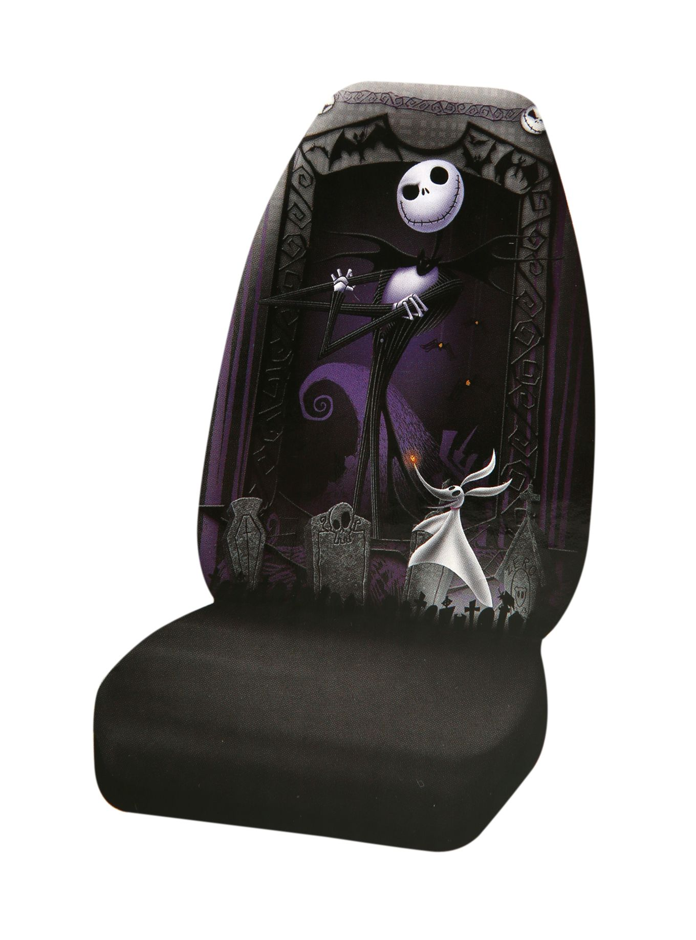 The Nightmare Before Christmas Jack Seat Cover | misty | Pinterest ...